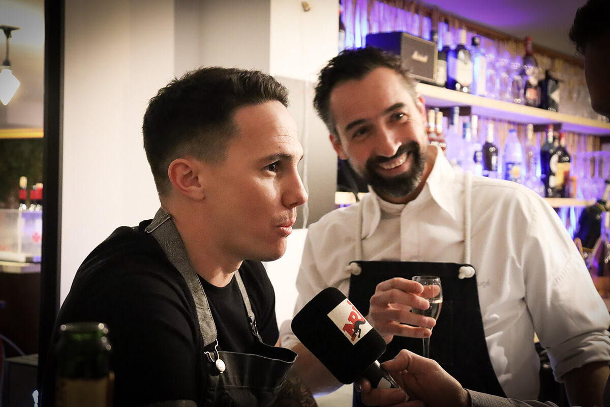 Dîner de Gala Restaurant Montpellier Alter Ego